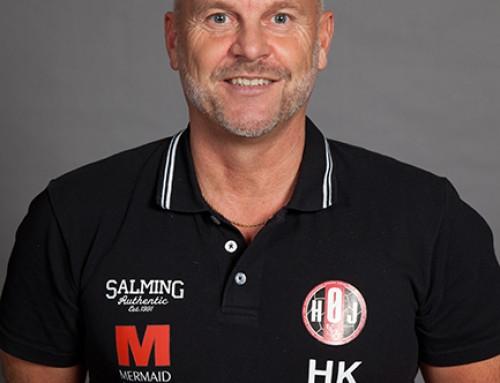 Pressemeddelelse: Ændringer i den sportslige ledelse af HØJ Elite