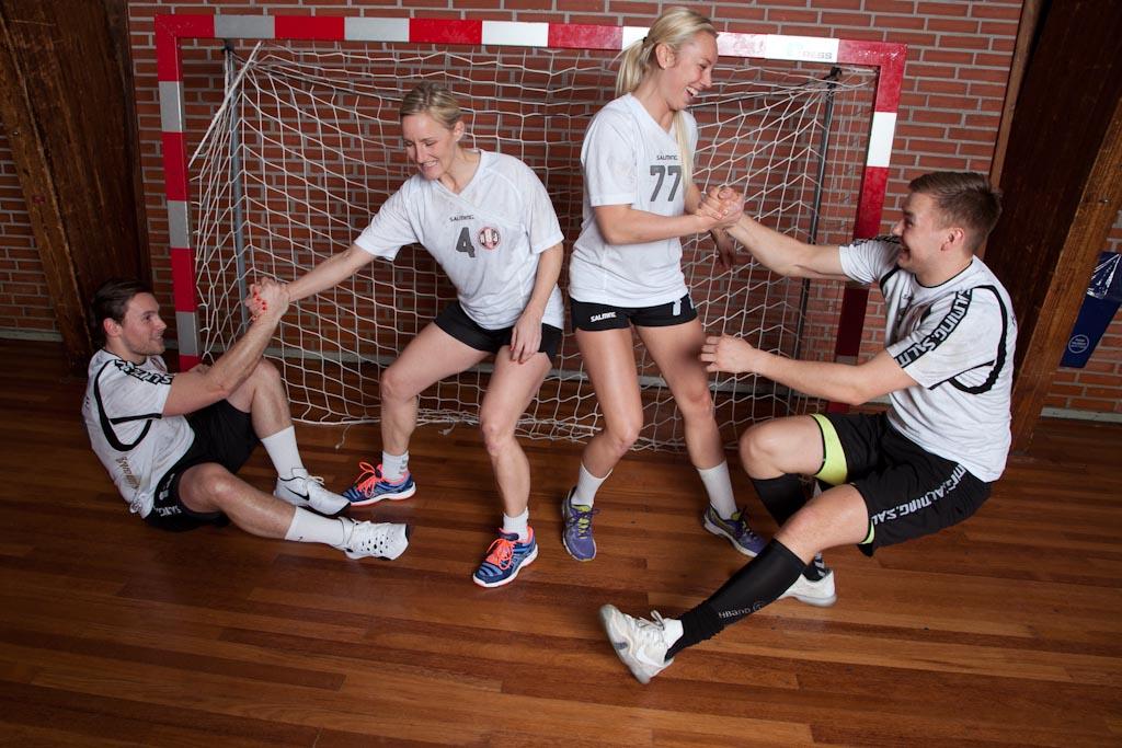 team sydhavsøerne håndbold