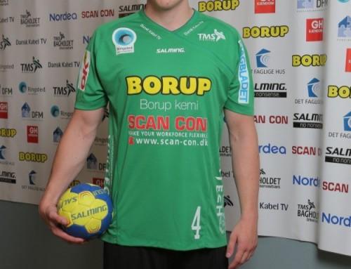 Pressemeddelelse: HØJ Elitehåndbold henter ny stregspiller til næste sæson