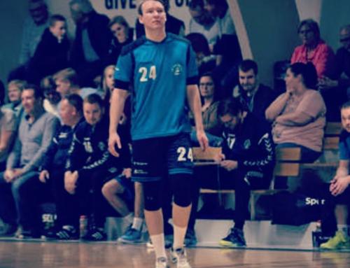 Ungt talent fra Give til HØJ Elitehåndbold