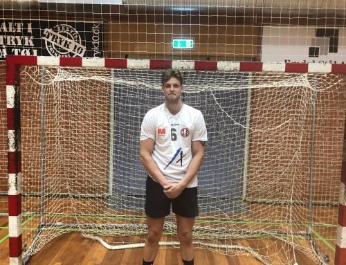 Ny forsvars krumtap til HØJ Elitehåndbold