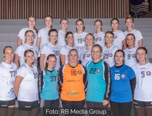Sejr til HØJ's 3. div. damer efter tæt kamp