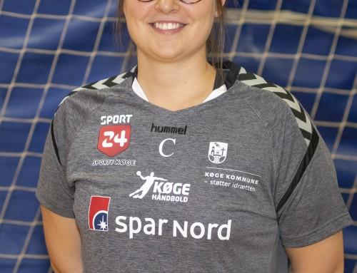 Ny assistenttræner i HØJ Elite som også skal tage del i nyt talentprogram