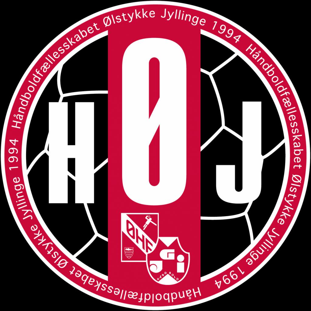 HØJ Håndbold logo