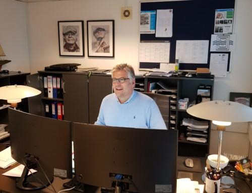 Mød Klaus Lebæk bestyrelsesmedlem og samarbejdspartner i HØJ Elitehåndbold