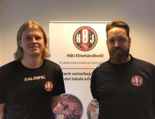 Ung talentfuld playmaker kommer til HØJ Elitehåndbold