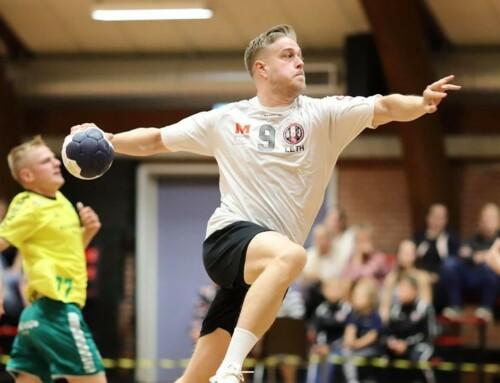 Hvordan er det at læse på DTU og spille håndbold på højt plan? Læs Mikkel Leth's dagbog