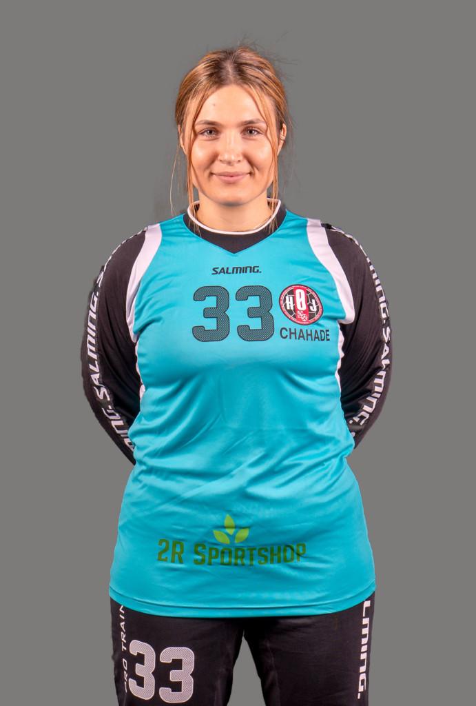 Nadia Chahade