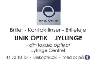 Untik Optik Jyllinge Centret