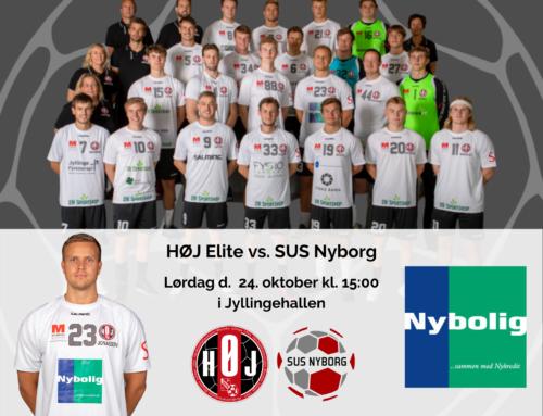 SUS Nyborg kommer til Jyllingehallen
