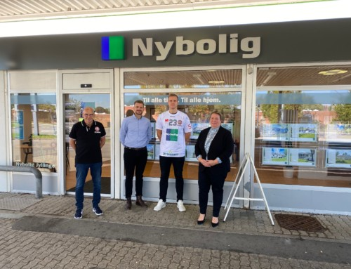 Jeppe Jonasson lagde turen forbi Nybolig i Jyllinge