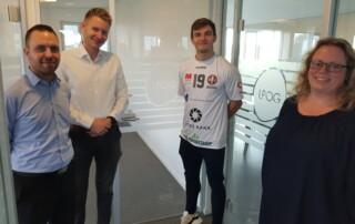Roi Berg hos LPOG Statsautoriserede Revisorer