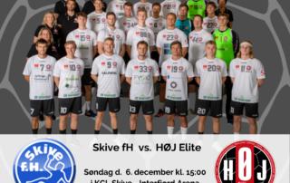 Skive fH vs. HØJ Elite