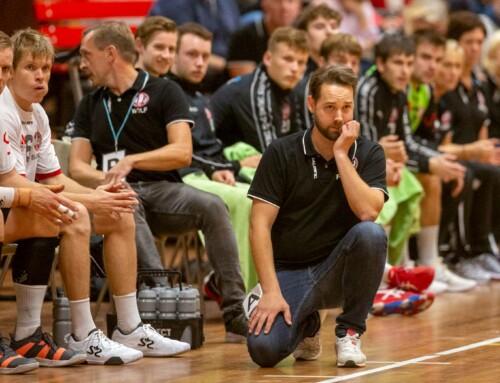 HØJ Elitehåndbold forlænger samarbejdet med cheftræner Jesper Fredin