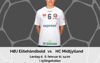 HØJ Elitehåndbold vs. HC Midtjylland