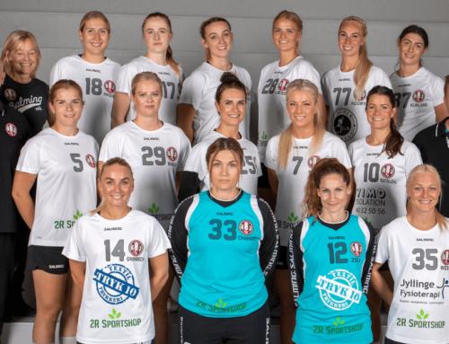 HØJ Elites damer er top-klar til opstart i hallerne og har ambitioner for den kommende sæson