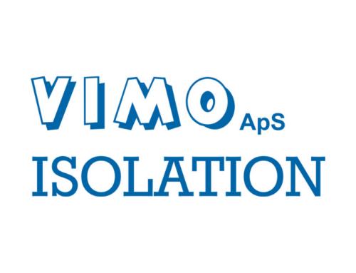 VIMO Isolation fortsætter som partner