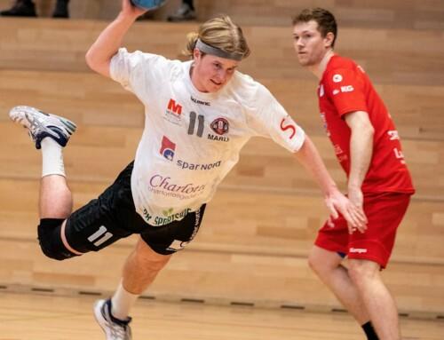 HØJ Elitehåndbold har forlænget med den talentfulde playmaker Marcus Stroustrup